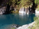 The Blue Pools, Haast, 2008