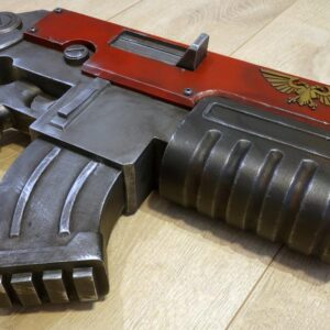 Warhammer Bolter Cosplay Prop