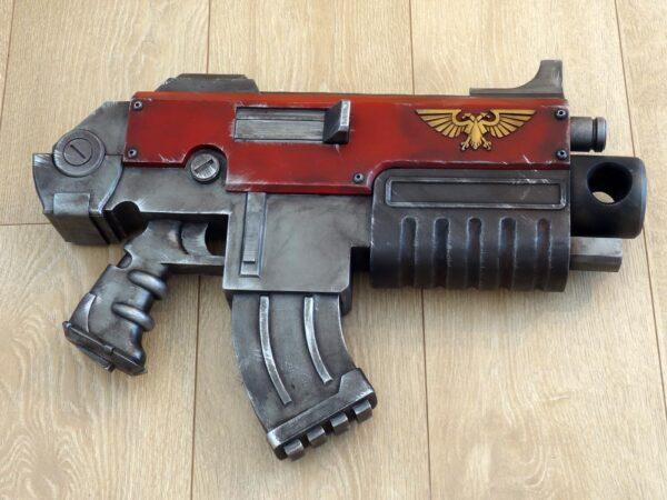 Warhammer Bolter Prop