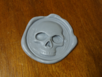 Warhammer Purity Seal Resin Cast