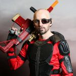Deadshot cosplay armor