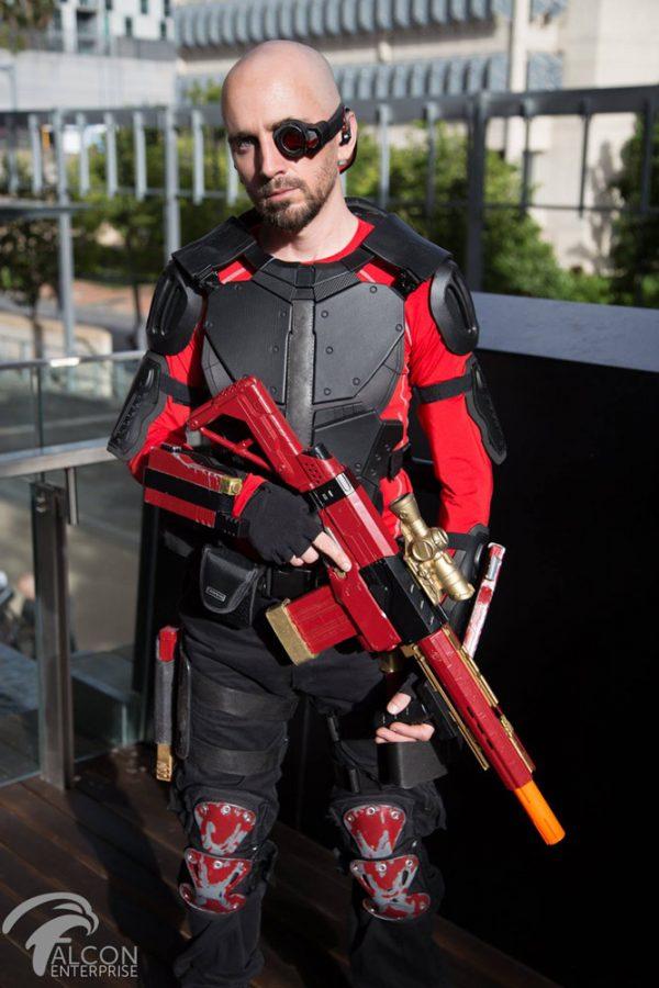 Deadshot Cosplay Photo by Falcon Enterprise