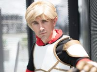 Jaune Arc Cosplay at RTX