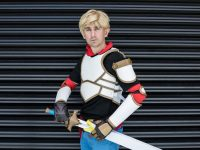 Jaune Arc Cosplay