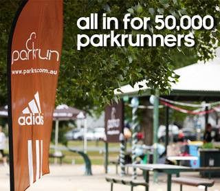 Adidas Parkrun Giveaway
