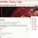 Web site design 2008