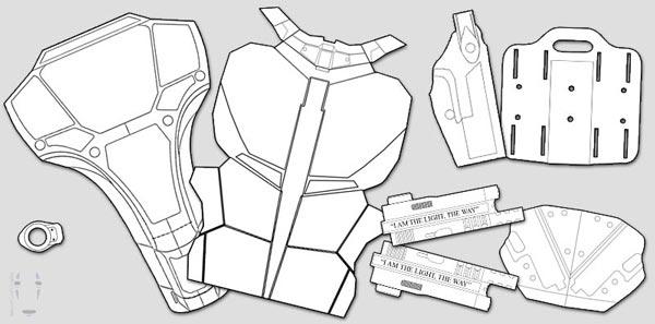 Deadshot Armor For Cosplay