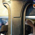 Deadshot back armor