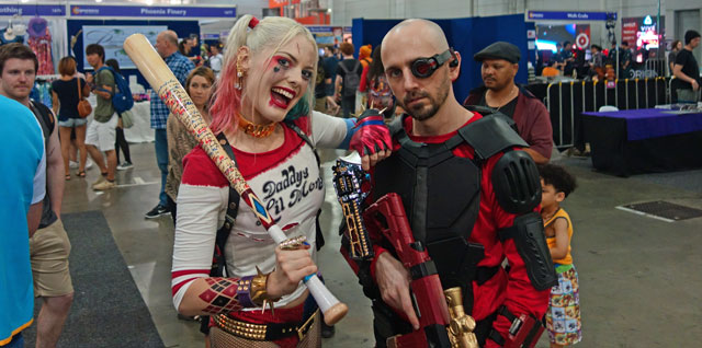 Deadshot Cosplay from Suicide Squad