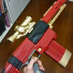 Deadshot Nerf Gun