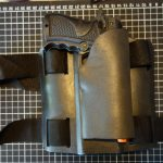 Deadshot thigh holster