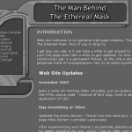 Web site design 2003