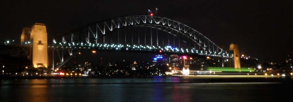 Australian Landscapes - Sydney Harbour Bridge