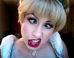 Traci Hines - YouTube Princess